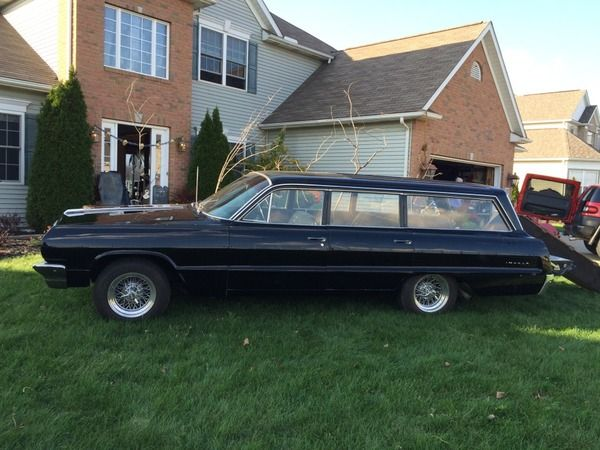 1964 chevrolet impala for sale in akron oh racingjunk classifieds racingjunk classifieds. Black Bedroom Furniture Sets. Home Design Ideas