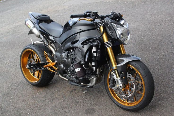 yzf 750 fighter - Google Search