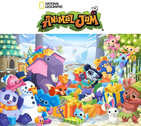 Happy almost jamaalidays i can 39 t wait till december - Animal jam desktop backgrounds ...