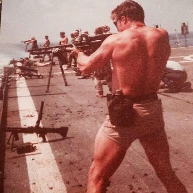 Gooood Morning Vietnam! 40 Photos of U.S Soldiers Being Awesome in Vietnam - Page 4 of 4
