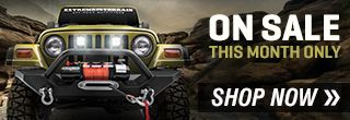Jeep Wrangler January Sale