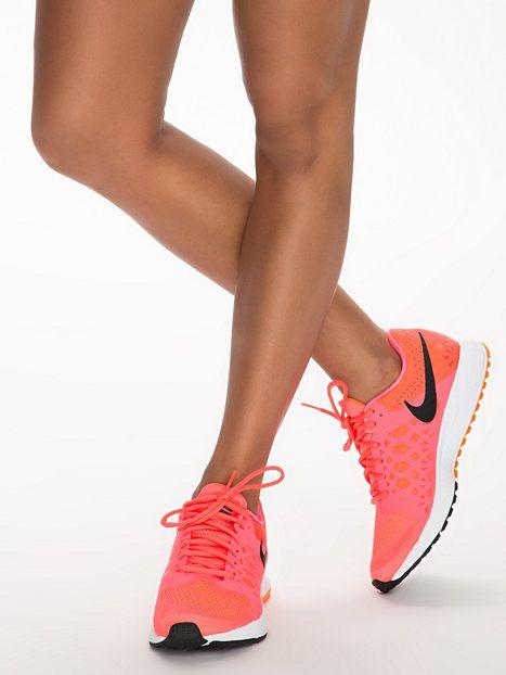 Womans Nike Air Zoom Pegasus 31 - Nike - Punch - Training Shoes - Sports Fashion - Women - Nelly.com