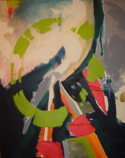 Yvonne Westerveld Cardoso - 'Momentum'