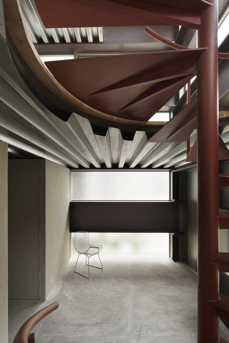 Mount Fuji Architects Studio, Koji Fujii/Nacasa and Partners Inc. · Log H