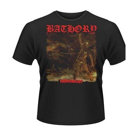 Tricou Bathory: Hammerheart