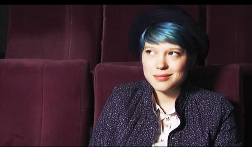 Léa Seydoux   Blue is the warmest colour/ La Vie D'Adèle