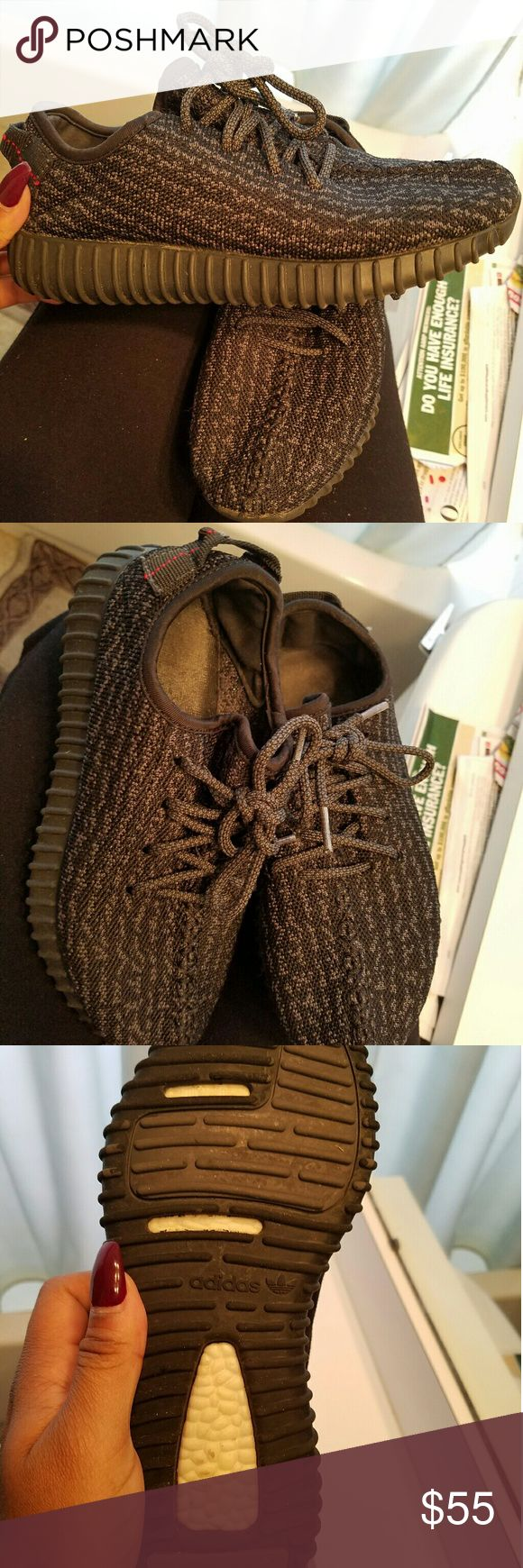 Yeezy boost shoes Normal use and wear, in great shape not associated with any brand Yeezy Shoes