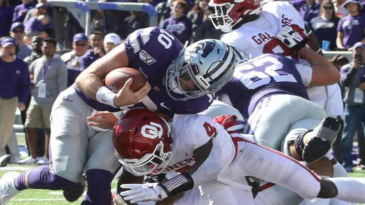 Kansas state does oneloss teams a favor with win over