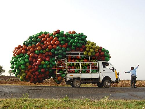 Tata Ace - The True India Truck! photo by Scratanut
