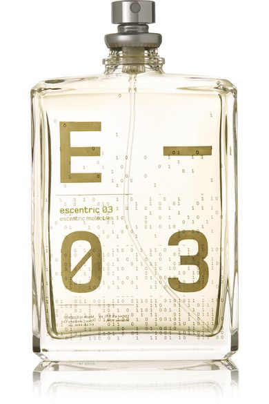 Escentric Molecules - Escentric 03 - Vetiveryl Acetate, Mexican Lime & Ginger, 100ml - Colorless