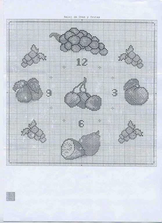 Solo Patrones Punto Cruz (pág. 73) | Aprender manualidades es facilisimo.com