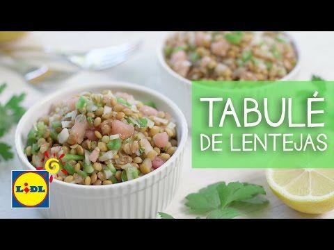 Tabulé de lentejas - Lidl España