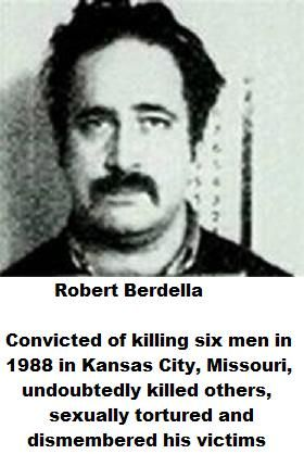 Robert Berdella, serial killer. He murdered 6 men in Missouri, 1988.