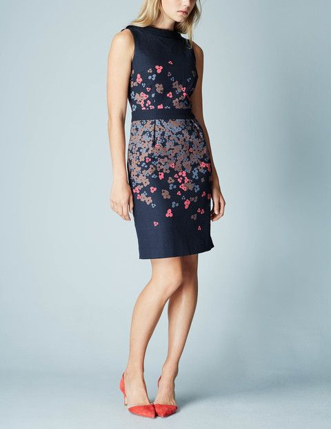 Martha Dress WH993 Smart Day at Boden at shoes