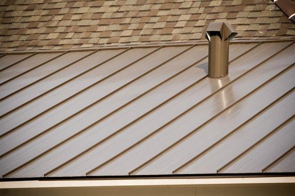 1000 Images About Standing Seam Roof On Pinterest