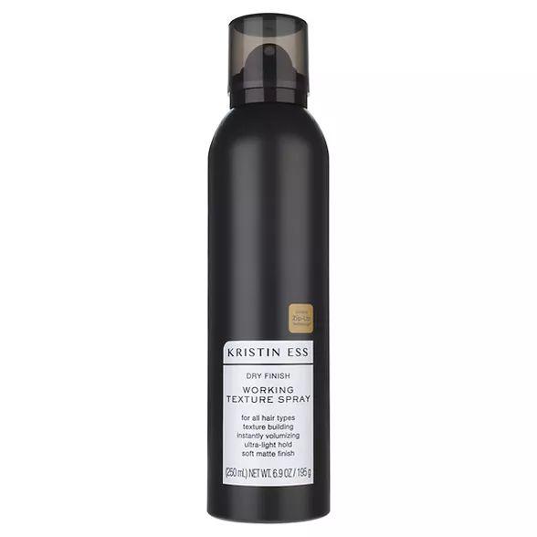 Kristin Ess Dry Finish Working Texture Spray 6 9oz In
