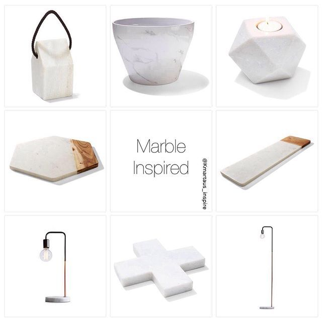 Just went for a little look on Kmart website and spotted all these great #marble items on there. I also spotted a few this morning at one of my local @kmartaus stores.