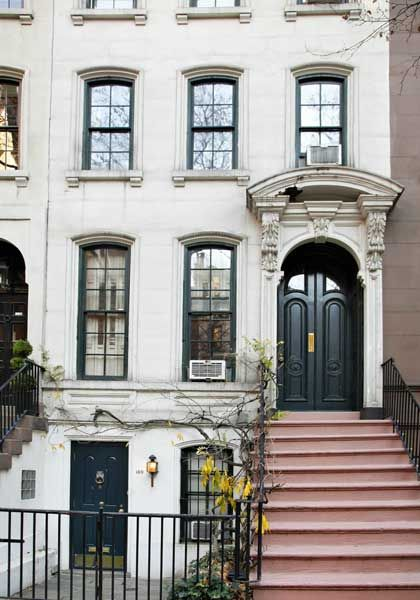 397 Best Images About Brownstone Curb Appeal On Pinterest