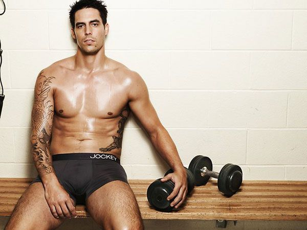 The pitch factor—Mitchell Johnson.  http://clubm.in/?q=people/pitch-factor-mitchell-johnson