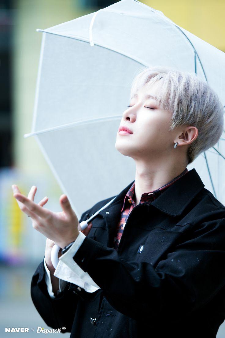 FY! MONSTA X Wonho - he looks like an angel