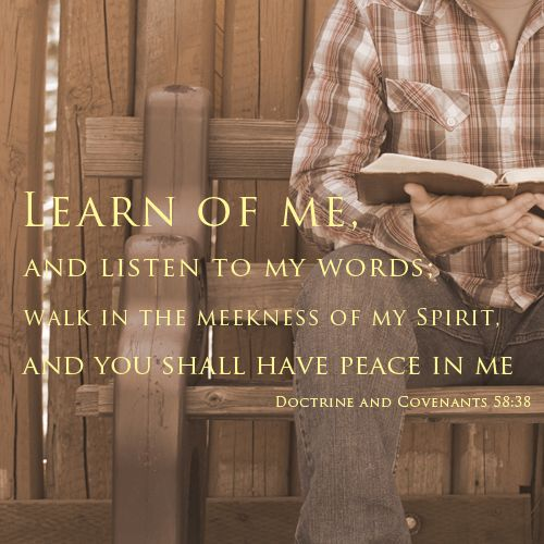 Lds Quotes On Peace: 9 Best Scriptures Images On Pinterest