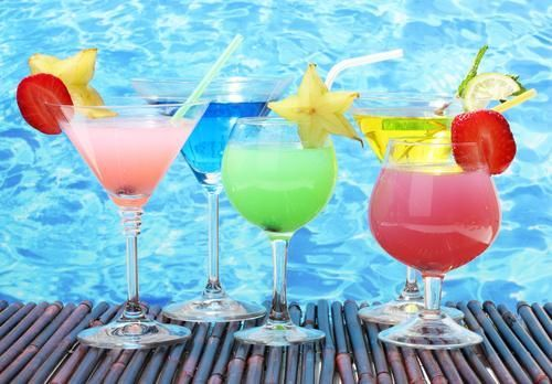 Summer drinks are a must my fab pool party pinterest for Summer drinks for party