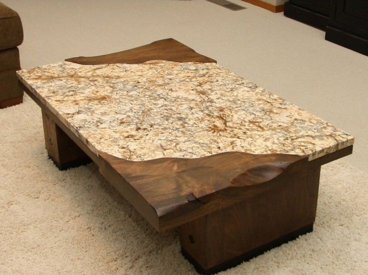 We have selected creative DIY coffee table ideas for you,all you have to do  is check them, pick your favorite and start with the creating process. - 25+ Best Ideas About Granite Coffee Table On Pinterest Faux