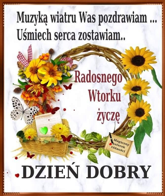 Pin By Wanda Swoboda On Wtorek Grapevine Wreath Good Morning Grape Vines