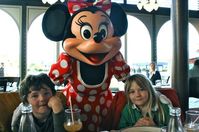 Top tips for winter trips to Disneyland
