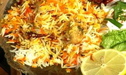 Anarkali biryani green raita pakistani cuisine for Anarkali indian cuisine