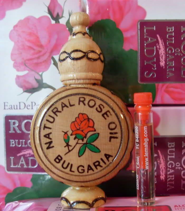 Pin On Bulgarian Rose Oil