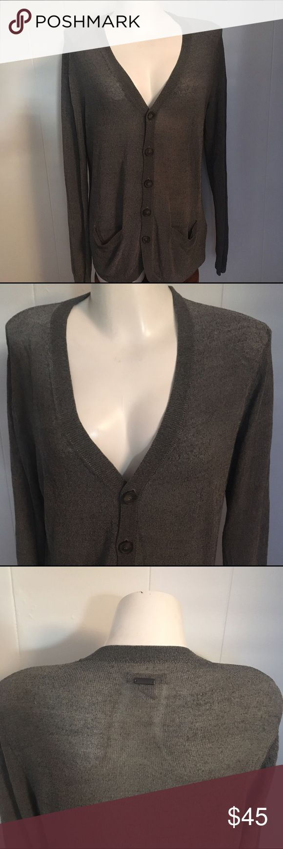 Adidas SLVR Metallic Silver Cardigan Adidas SLVR Metallic Silver Cardigan. Great condition. Worn only a few times. Makes a great lightweight yoga cardi or over t shirt and jeans! adidas Sweaters Cardigans