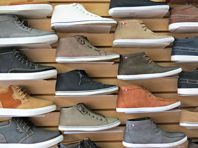 The Santee Alley: Leon de Judah - Sports Shoes