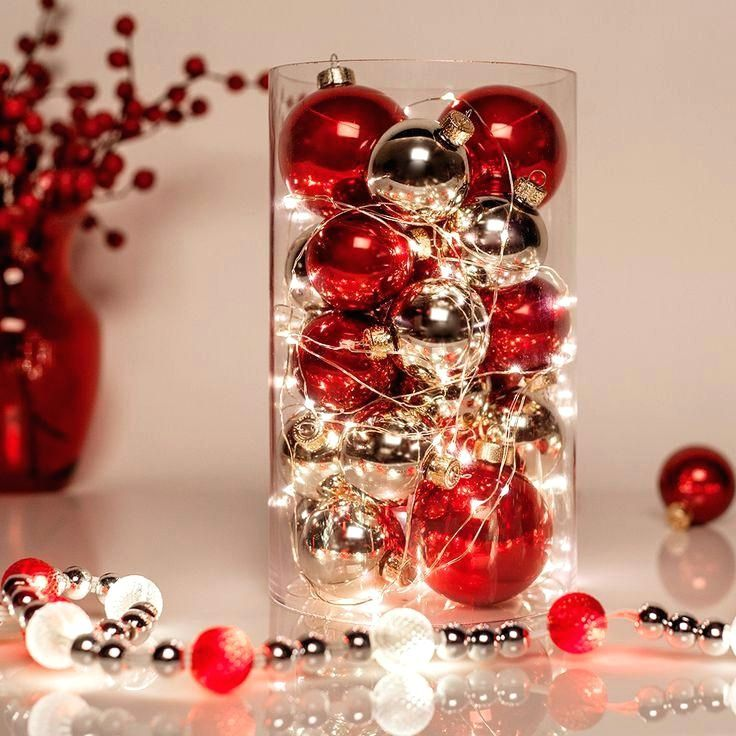 Image Result For Diy Cheap And Easy Christmas Table Decor Holiday Centerpieces Christmas Table Centerpieces Christmas Centerpieces