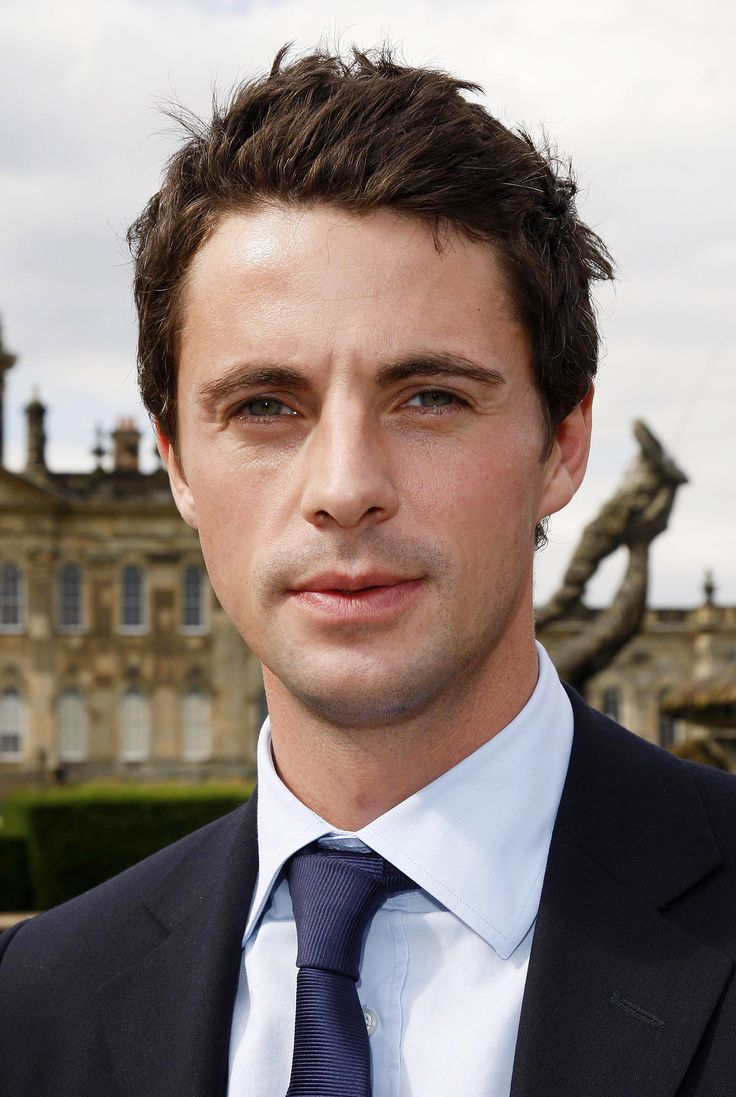 Matthew Goode,. the hottie from Leap Year.
