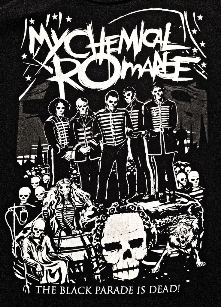 The Black Parade is Dead ~ My Chemical Romance