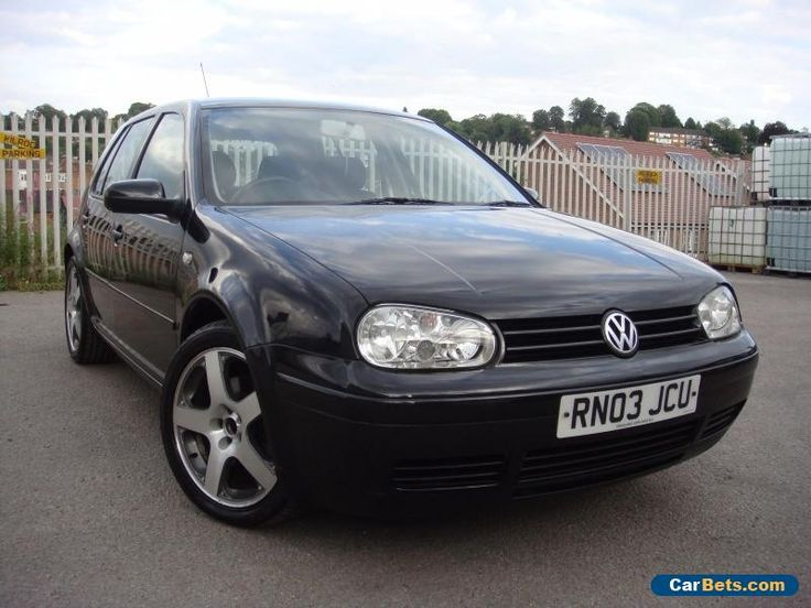 2003 03 VW GOLF GT TDI 1.9 PD 5 DOOR MANUAL GTI #vwvolkswagen #golf #forsale #unitedkingdom