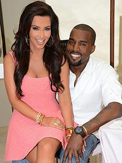 It'll Be a Girl for Kanye West and Kim Kardashian | People.com