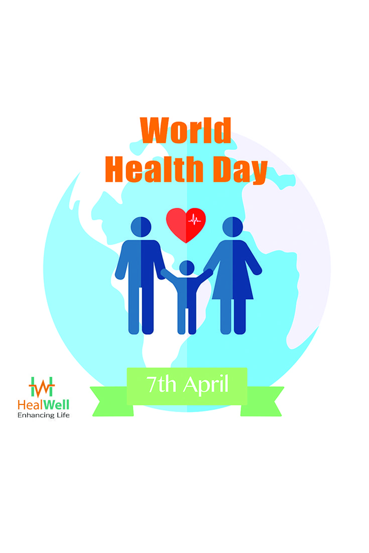 World Health Day, celebrated on 7 April every year to mark