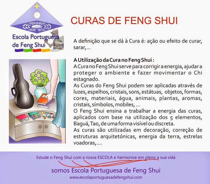Escola Portuguesa de Feng Shui: CURAS DE FENG SHUI                                                                                                                                                                                 Mais