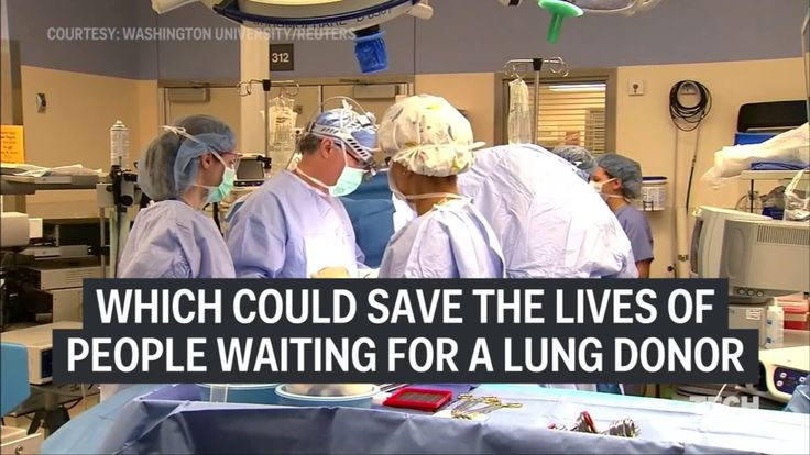 The XPS machine by XVIVO Perfusion, is changing the way doctors think about lung transplants. It's already cleared for use in Canada and Europe and is curren...