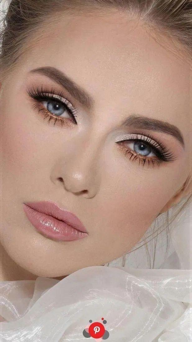 Enchanting Facial Makeups to Copy