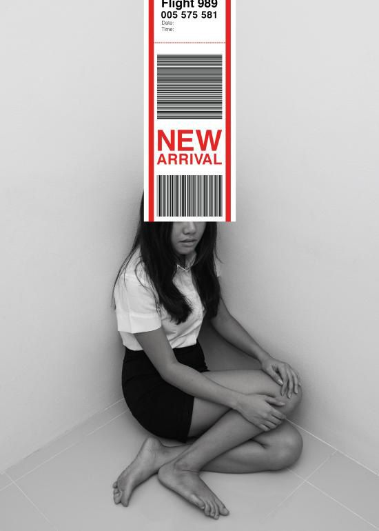 """Poster for Tomorrow 2014 - Tuwanon Piyanuttapool, """"New Arrival"""", Thailand"""