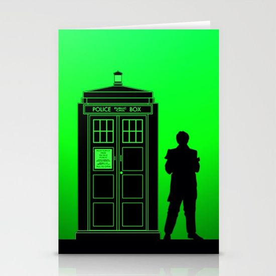 Tardis With The Second Doctor - $12