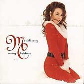 Mariah Carey Merry Christmas CD 1994 All I Want For Christmas Is You  #ContemporaryRB