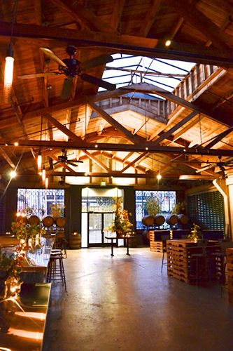 Urban Wine Tastings   This airy warehouse-turned-urban wine-tasting venue is ideal for curious couples looking to discover new locally grown varietals. Go with the intention of eating, too — you won't be limited to breadsticks here. This SoMa spot serves small bites in-house, and you can usually find rotating food trucks lined up in the adjoining alley. Cheers and chow! Tank18, 1345 Howard Street (between 10th and Dore streets); 415-637-0257.