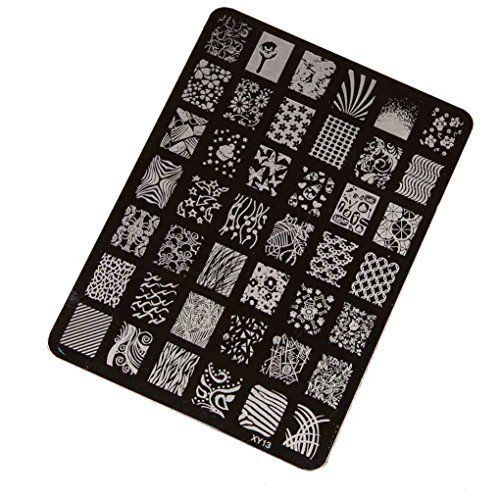 Susenstone Nail Stamping Druckplatte Maniküre-Nagel-Kunst... https://www.amazon.de/dp/B017K9KHOM/ref=cm_sw_r_pi_dp_x_LsP.xbXTQNY39
