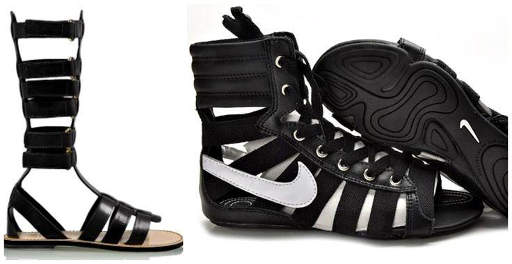 Trend Watch: Gladiator Sandals For Men | Mira La Belle