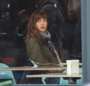 50 Shades of Grey starts filming in Vancouver (on set photos)
