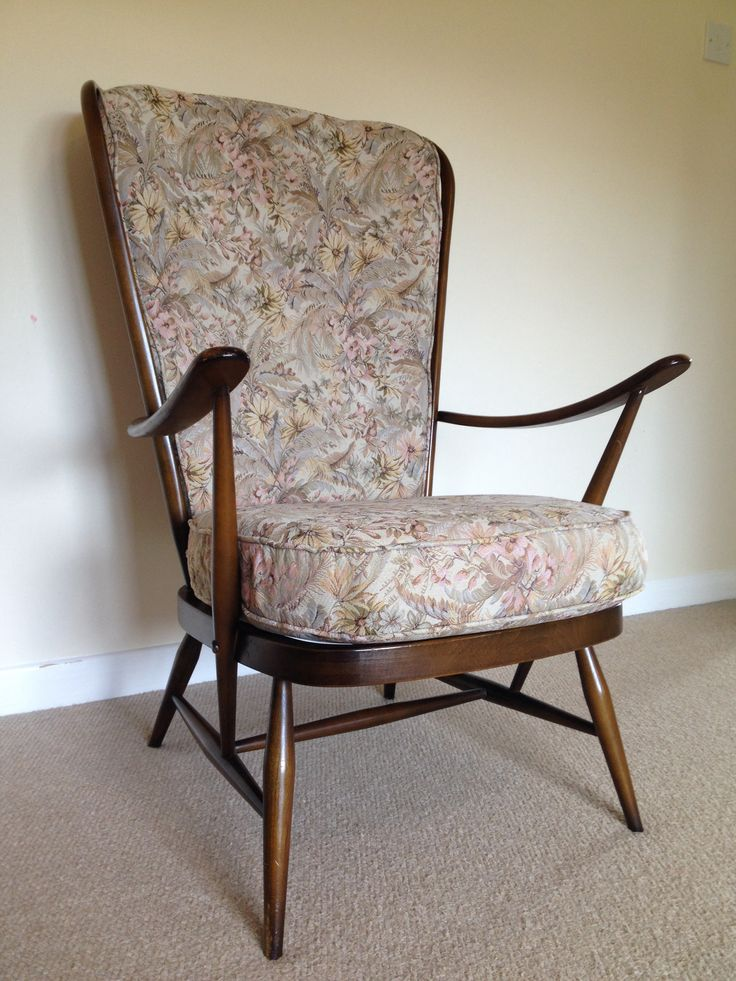 Ercol High Back Windsor Chair for sale Great condition  no loose joints   minor wear39 best Mount Skippett Vintage images on Pinterest   Danishes  Mid  . Ercol Easy Chairs For Sale. Home Design Ideas